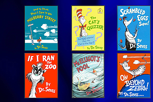 Photo for 6 Dr. Seuss Books Won't Be Published For Racist Images