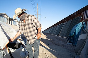 Photo for  Feeding The Nation, Fighting For Housing: Imperial County Farmworkers' Issue...