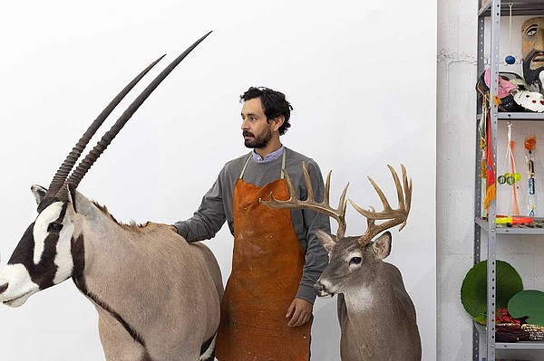 The inaugural artist at ICA San Diego will be Mexico-base...