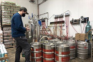 Photo for New Guidelines For Breweries, Wineries And Distilleries Start Saturday