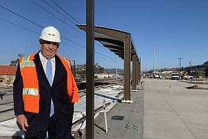 Photo for What Biden's Infrastructure Plan Means For San Diego
