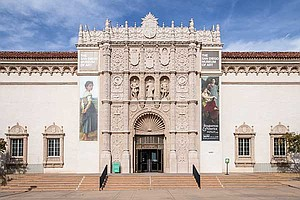 Photo for Former San Diego Museum Of Art Employees Sues Over Alleged Sexual Harassment
