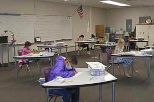 Photo for Some San Diego County School Districts Plan Mid-April Reopening