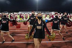 Photo for California Cheerleaders Score Win Against State Ban