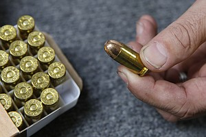 Photo for California Bill Aims To Jumpstart 'Microstamps' On Handguns