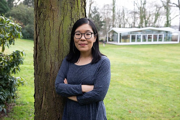 Contemporary composer Carolyn Chen's work from her