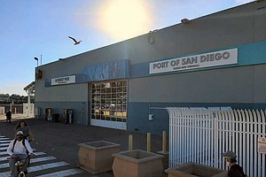 Photo for Port Of San Diego Seeks Input On Maritime Clean Air Strategy Discussion Draft
