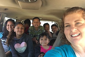 Photo for  Port Of Entry Podcast: Why This Woman Left Behind Her Life In The US To Take...