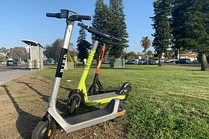 Photo for Electric Scooters Slowly Return After Pandemic Slump