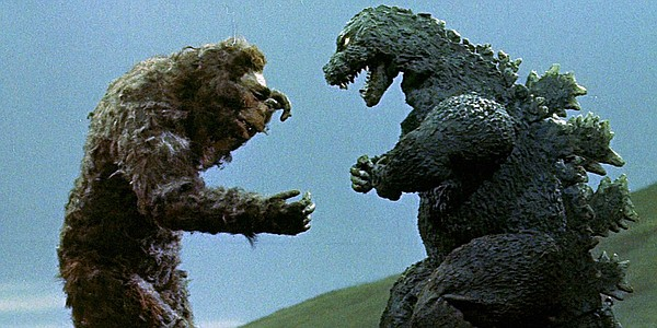 A-listers King Kong and Godzilla square off in the 1962 T...