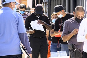 Photo for Weekend Vaccination Event Targets Those In 92113 ZIP Code