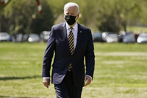 Photo for Official: Biden Moving Vaccine Eligibility Date To April 19