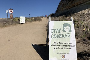 Photo for Gov. Newsom Announces State To Reopen June 15 With Some Restrictions; Mask Ma...