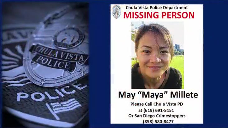 Police Serve Search Warrant At Home Of Chula Vista Woman Missing Four Months
