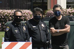 Photo for San Diego Police Want Asian Americans To Feel Comfortable Reporting Hate Crimes