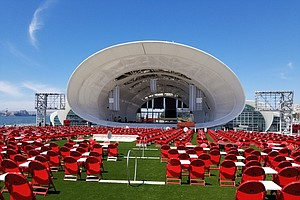 San Diego Symphony Prepares To Open 'The Shell'