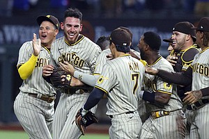Photo for Cup Of Joe: Musgrove's No-Hitter Boosts Parents' Coffee Shop