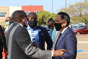 Photo for Mayor Gloria Releases Black Empowerment Plan To Fight Systemic Racism In San ...
