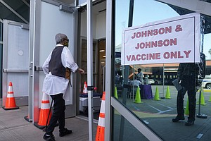 Newsom: J&J Vaccine Pause Won't Affect California Reopening