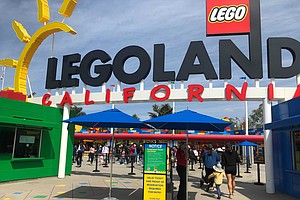 Photo for Legoland California Reopens After 13-Month Closure