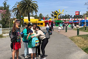 Photo for Carlsbad Banks On Legoland Reopening To Boost The Economy