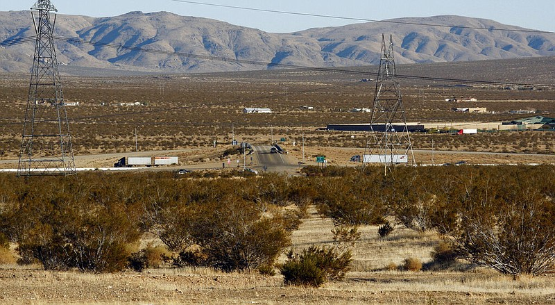 In this Jan. 25, 2012, file photo is the site of a proposed station for the D...