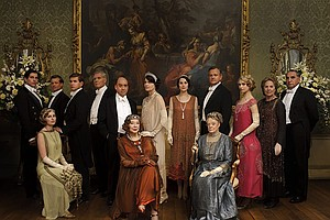 Photo for 'Downton Abbey' Cast Returns For Sequel Opening In December