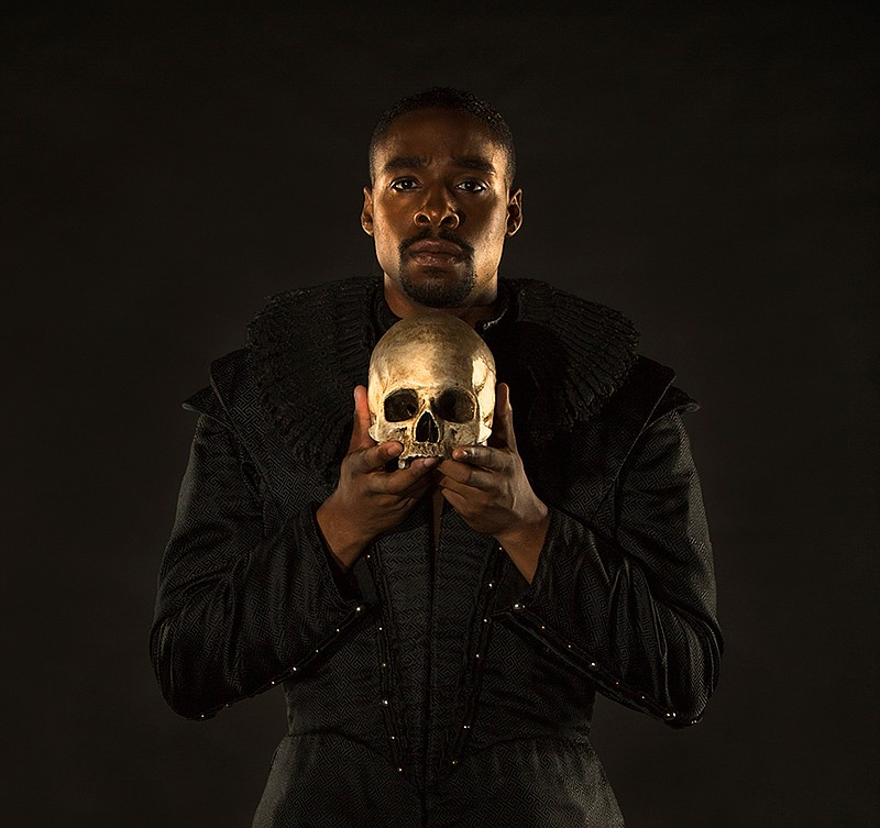 Actor Grantham Coleman is Hamlet in The Old Globe's audio drama adaptation,