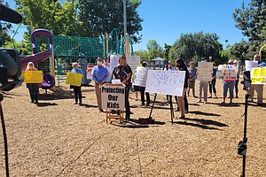 Photo for Supervisor Joel Anderson: Too Many Sex Offenders Are Being Placed In East Cou...