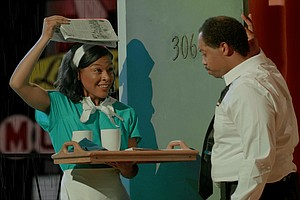 Photo for Imagining MLK's Final Night In 'The Mountaintop'