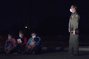 Photo for US Begins Reuniting Some Families Separated At Mexico Border