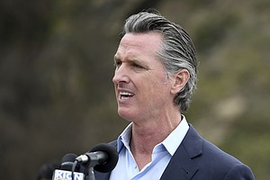 California Governor Builds Big Budget Plan On One-Time Cash