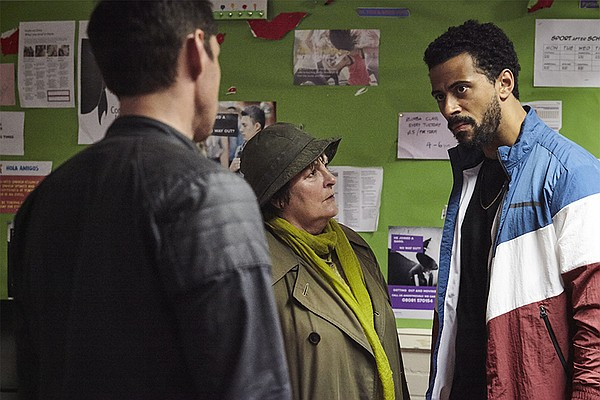 """A scene from VERA """"Cuckoo."""" Vera must get to the bottom o..."""