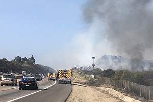 Photo for State Grant To Spur San Diego-Area Wildfire Preparations
