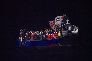 Panga Boat Carrying 23 People Discovered Off Coast Of Point Loma