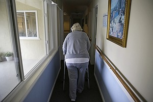 Photo for California Considers Changing Watchdog Role Of Nursing Home Inspectors