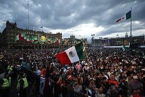 Photo for Mexican Citizens: Will You Be Voting In The June 6 Mexican Elections?
