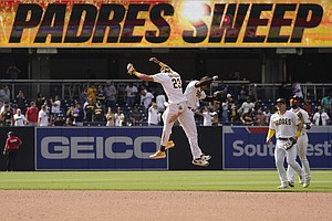 Photo for Padres Announce First Full Capacity Game At Petco Park Set For June 17