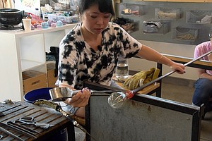 Photo for Glass Art Studio Opens In Carlsbad Village