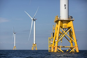 Photo for California And US Agree To Allow Big Offshore Wind Farms