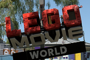 Photo for Legoland California Resort Opens The Lego Movie World And Six New Attractions