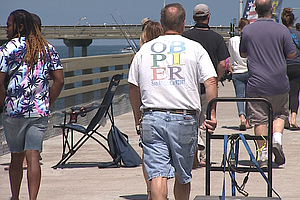 Photo for OB Pier Partially Opens Just In Time For The Holiday Weekend