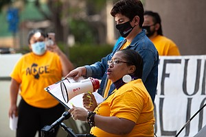 Photo for San Diego Region Slow To Send Rent, Utility Relief To Struggling Tenants Faci...