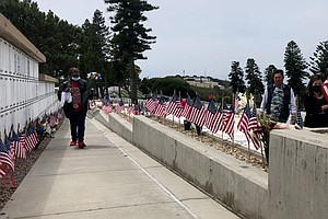 Photo for San Diego's National Cemeteries Start Returning To Normal This Memorial Day
