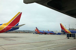 Photo for As Pandemic Winds Down, Airlines Add New Service At San Diego International A...