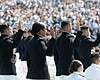 Members of the U.S. Naval Academy Class of 2021...