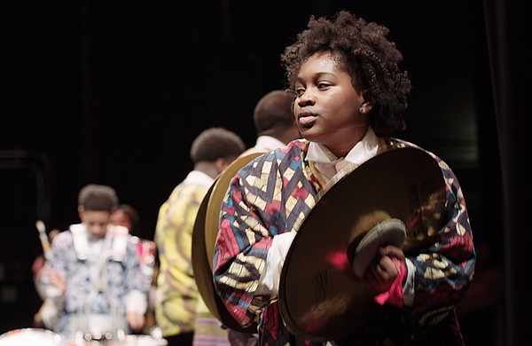 """""""River City Drumbeat"""" is a powerful story of music, love,..."""
