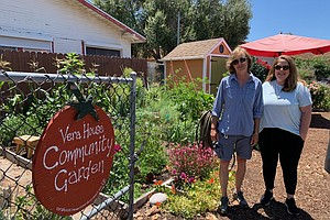 Photo for Normal Heights Residents Rallying To Save Community Garden