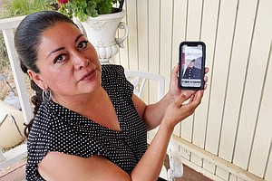 Photo for Deported Veterans Look To Biden Administration For Help