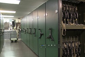 Photo for Some Stolen US Military Guns Used In Violent Crimes